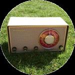 Radio-gras cirkel